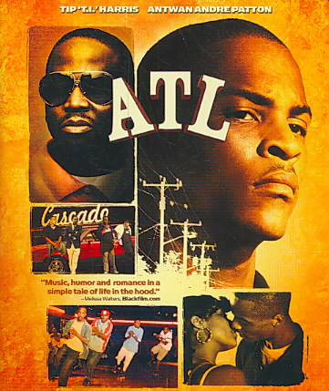 ATL BY HARRIS,TIP T.I. (Blu-Ray)